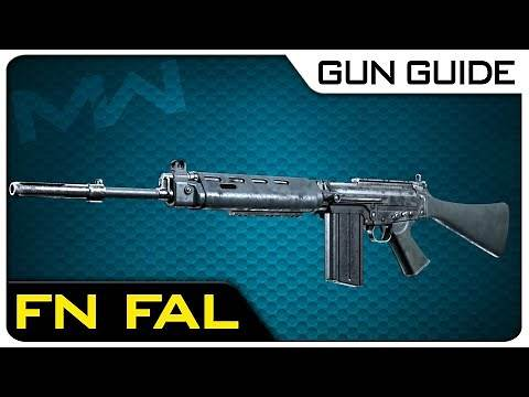 FN FAL Stats & Best Class Setups! | Modern Warfare Gun Guide #15
