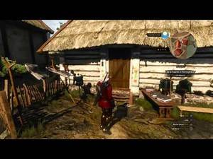 The Witcher 3:how to buy or find shirt for mastercrafted armor
