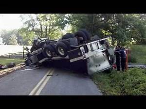 Fire Truck Crash Compilation - Fire Truck Accidents