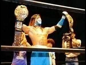 Wrestling Hall of Fame: Hayabusa