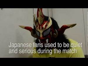 Rare Jushin Liger Interview from 2011