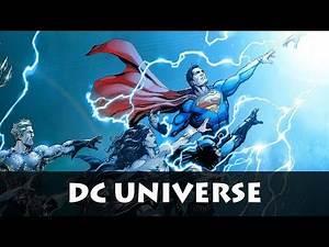 DC Universe: Rebirth Deluxe Edition (Comics)