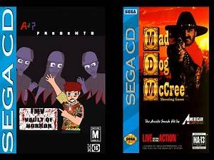 "FMV Vault of Horror- ""Mad Dog McCree"""