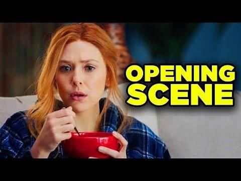 WANDAVISION Opening Scene Reaction! Marvel Multiverse Saga Explained! | Inside Marvel