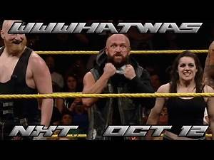 Eric young makes an Insane Nxt debut Nxt review