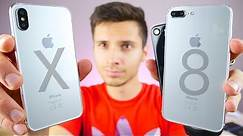 iPhone X vs iPhone 8/8 Plus - Which Should You Buy?