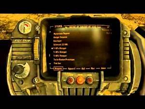 Fallout New Vegas Terminator Weapon Mod