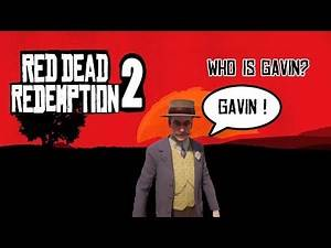 Achievement Hunter in Red Dead Redemption 2 and Who is Gavin?