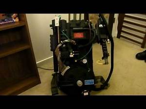 Ghostbusters Proton Pack w/ Lights and Sounds