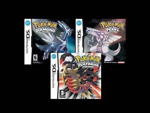 Pokémon Diamond/Pearl/Platinum | Encounter Dawn | Full song