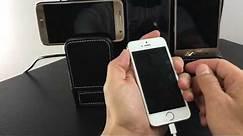 iPhone 5/5s/5c/SE: Won't Charge, Won't Turn On, Black Screen-- NO PROBLEM!