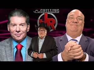 Jim Ross shoots on Paul Heyman being fired by the WWE