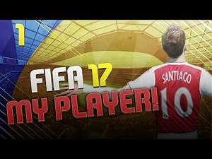 FIFA 17 My Player Career Mode - EP1 - The Road To Greatness Begins!!