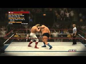 WWE 2K14: 30 Years Of Wrestlemania #1