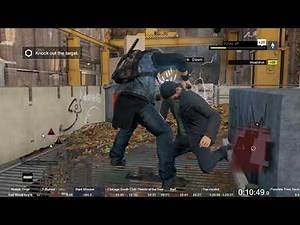 Watch_Dogs: Bad Blood Any% Speedrun in 1:21:14.833