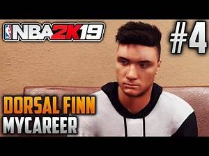 NBA 2K19 My Career   Dorsal Finn (PG)   EP4   TRADED FOR SANDWICHES!?!?