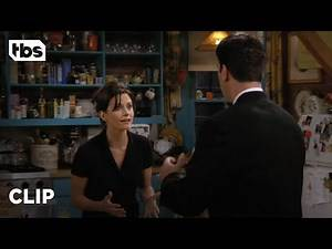 Friends: Monica's Chaotic Answering Machine (Season 3 Clip) | TBS