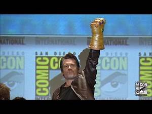 AVENGERS: AGE OF ULTRON - Official Comic-Con 2014 Panel (Hall H)