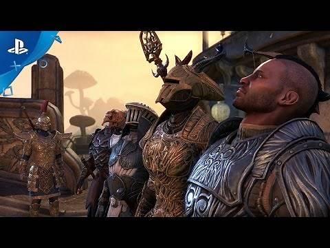 The Elder Scrolls Online: Morrowind - Return to Morrowind Gameplay Trailer | PS4