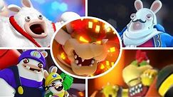 Mario Rabbids Kingdom Battle - All Bosses