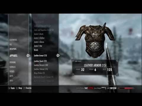 Skyrim - UNLIMITED Dragon Shouts (cooldown bypass guide)