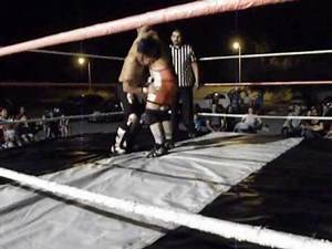 FIVE STAR WRESTLING PRESENTS: X - RATED - Five Wrestling World Championship Title Match - 10/20/2012