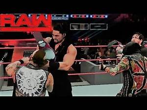 WWE 2K18 Custom Story: The Shield Humble Balor Club New Members Raw 2018 EP.59