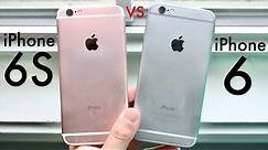 iPhone 6 Vs iPhone 6S In 2020! (Comparison) (Review)