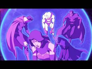 Young Justice Outsiders- Granny Goodness Test The Anti Life Equation Against Justice League