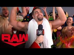 Rusev is single and ready to mingle: Raw Exclusive, Dec. 23, 2019