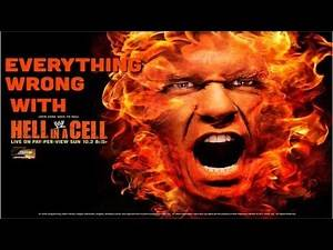 Episode #179: Everything Wrong With WWE Hell In A Cell 2011