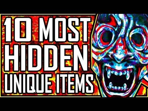 MORROWIND - 10 Most HIDDEN Unique Items