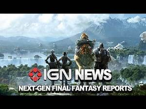 IGN News - Final Fantasy Versus XIII Possibly Moving to PS4