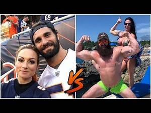 WWE Seth Rollins vs Braun Strowman | Who WINs in Real Life?