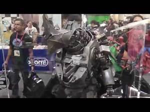 HOT TOYS RHINO THE AMAZING SPIDERMAN 2 SDCC 2014