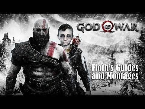God of War - Ultimate Health Regen Build (End-Game, Read Description)