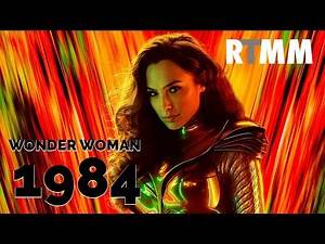 Wonder Woman 1984 Movie Review, Spoiler Discussion