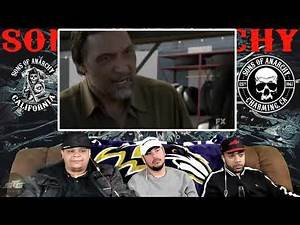 """SONS OF ANARCHY SEASON 5 EPISODE 4 REACTION """"STOLEN HUFFY"""""""