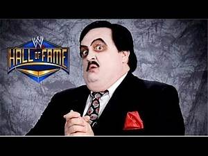 Paul Bearer going into the WWE Hall of Fame 2014 (MY THOUGHTS)