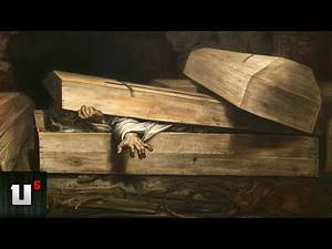 5 People Who Were Buried Alive