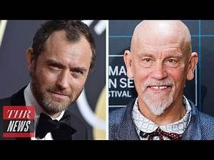 John Malkovich Joins Jude Law in HBO's 'The New Pope' | THR News