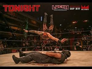 """""""M2H"""" Lucha Underground Season 3 Episode 5 Highlights"""