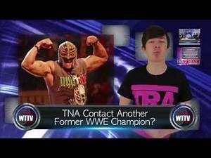 Rey Mysterio to TNA?! UFC Fighter Getting WWE Try Out? - WTTV News