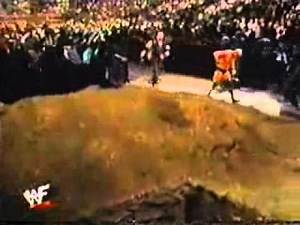 Undertaker Vs Stone cold Buried Alive part 2