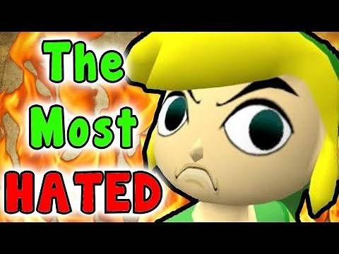 Top 10 Most HATED/WORST Bosses In Zelda