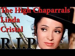 Linda Cristal dies at 89 'The High Chaparral' Actress