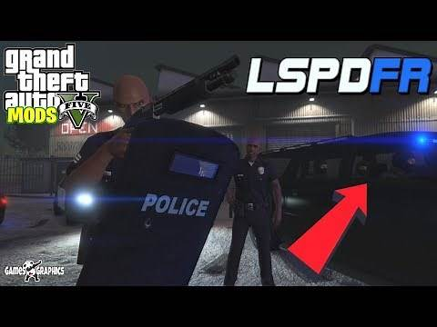 How to install LSPDFR 0.4.4 (2019) GTA 5 MODS