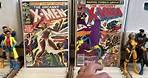 Massive Uncanny X-men comic collection. 1980-2009
