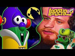Watching LarryBoy: The Peak of VeggieTales