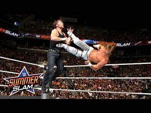 Dean Ambrose vs. Dolph Ziggler - WWE World Title Match: SummerSlam 2016, only on WWE Network